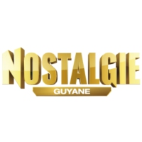 Logo of radio station Nostalgie Guyane