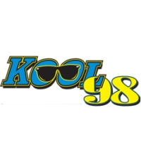 Logo of radio station KKCL Kool 98 FM