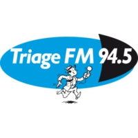 Logo de la radio Triage FM