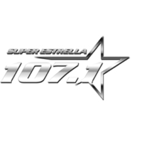 Logo of radio station KSSE Super Estrella