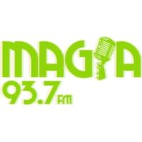 Logo de la radio Magia 93.7 FM