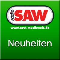 Logo of radio station radio SAW - Neuheiten