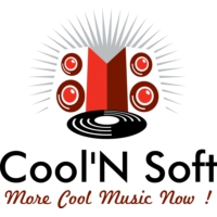 Logo de la radio Cool'N Soft