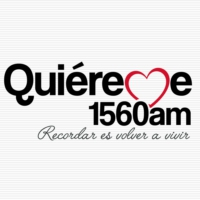 Logo of radio station Quiéreme 1440 AM