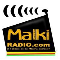Logo of radio station MALKI Radio World Music