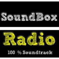 Logo of radio station Soundbox Radio