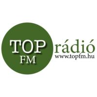 Logo de la radio TOP FM rádió