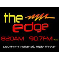 Logo de la radio WSWI The Edge 820