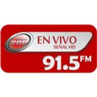 Logo de la radio Zoe Gospel Music