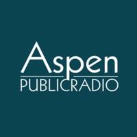Logo of radio station KAJX Aspen Public Radio