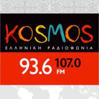 Logo of radio station Kosmos Radio 93.6 - EPT