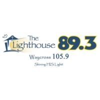 Logo of radio station WECC The Lighthouse NPR 89.3