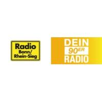 Logo of radio station Radio Bonn/Rhein-Sieg – Dein 90er Radio