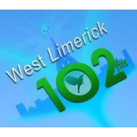 Logo of radio station West Limerick 102 FM (WLCR)