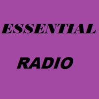 Logo of radio station Essential Radio