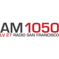 Logo of radio station AM 1050