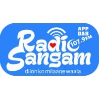Logo of radio station Radio Sangam