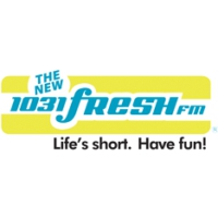 Logo of radio station Fresh 103.1