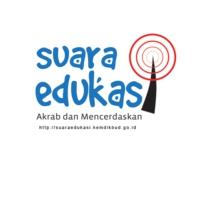 Logo de la radio Suara Edukasi