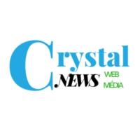 Logo de la radio Crystal News