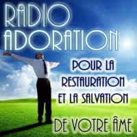 Logo of radio station Adoration FM Gospel & Worship