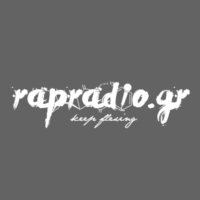 Logo of radio station Rapradio.gr