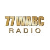 Logo of radio station 77 WABC