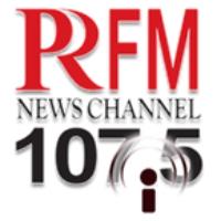 Logo of radio station PR FM 107.5