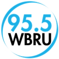 Logo of radio station WBRU 95.5 FM
