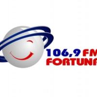 Logo of radio station რადიო ფორტუნა FM 106.9