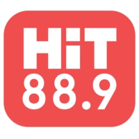 Logo of radio station HiT 88.9