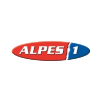Logo of radio station Alpes 1
