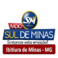 Logo of radio station Rádio Sul de Minas