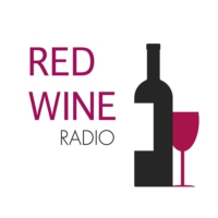 Logo of radio station Red Wine Radio