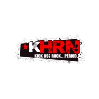 Logo of radio station KHRN