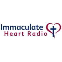 Logo of radio station KSMH Immaculate Heart Radio