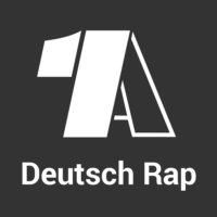 Logo of radio station - 1A Deutsch Rap -
