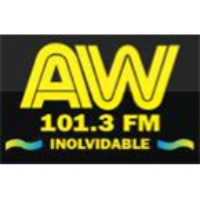 Logo of radio station AW 101.3