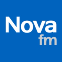 Logo of radio station Nova FM