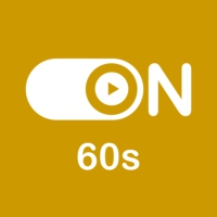 Logo of radio station 0N 60s