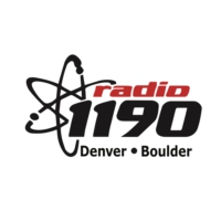 Logo of radio station KVCU Radio 1190