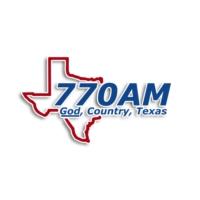 Logo of radio station KAAM Legends 770 AM