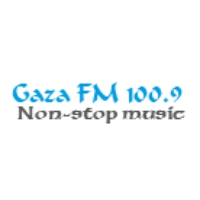 Logo of radio station Gaza FM 100.9
