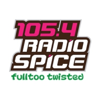 Logo of radio station Radio Spice 105.4