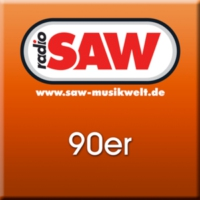 Logo of radio station Radio SAW - 90er