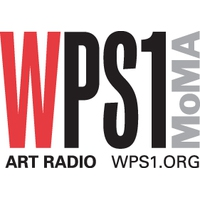 Logo of radio station WPS1 Art Radio - MOMA