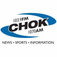 Logo of radio station CHOK 103.9 FM