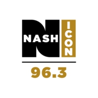 Logo of radio station KBZU 96.3 Nash ICON