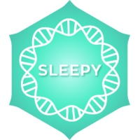 Logo of radio station Positivity Sleepy