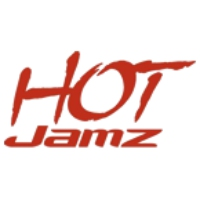 Logo of radio station KMIH Hot Jamz